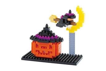 Autres jeux de construction GENERIQUE Nanoblock - nbc-097 - jeu de construction - jack-o-lantern