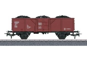 Accessoires pour maquette GENERIQUE Marklin start up wagon de marchandises ouvert 11,5 cm marron (4431)