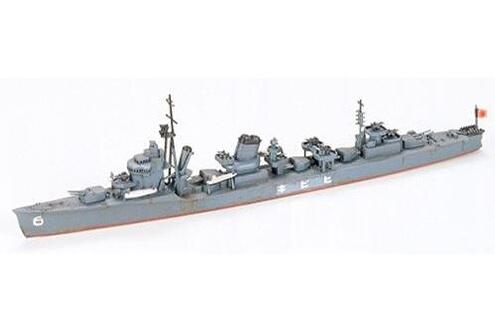Destroyer hibiki tamiya 1/700