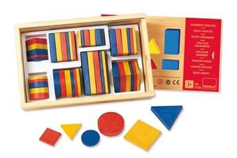 Jeux en famille Goula Blocs logiques 1 goula