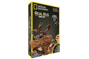 Jeux en famille National Geographic Jeu scientifique national geographic insectes