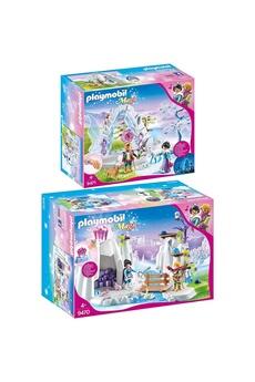 Playmobil PLAYMOBIL Playmobil 9470 9471 - magic - 9470+9471