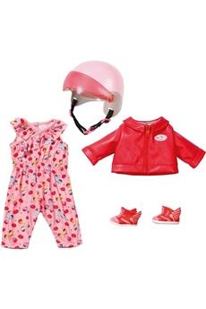 Peluches Zapf Creation Zapf creation 825914 828823 - baby born - 825914+828823