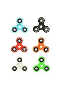 Jeux d'imitation Spinner Fidget Jouet anti stress - spinner fidget pour adulte et enfant - rouge