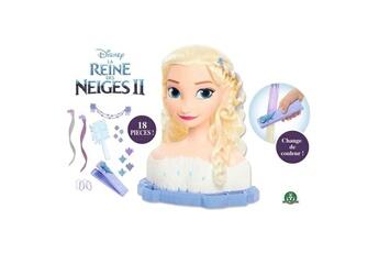 Poupées AUTRE T?te ? coiffer - la reine des neiges 2 - elsa