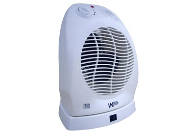 Chauffage soufflant Warm Tech Radiateur soufflant 2000w oscillant - warm tech