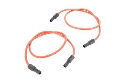 Pièces détachées chauffe-eau Wolf Chauffage Cable haute tension par 2, 13015611 pour chaudiere wolf chauffage