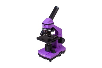 Jeux ludo éducatifs Levenhuk Microscope rainbow 2l plus am thyste