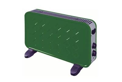 Radiateur électrique Niklas Radiateur électrique convecteur niklas 2000w biscotto vert chauffage d'appoint panneau rayonnant electrique