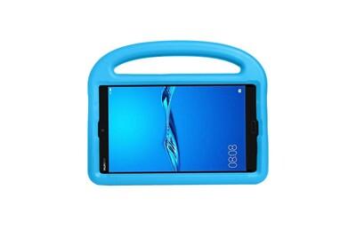 Coque en tpu eva de style de moineau avec béquille bleu pour votre huawei mediapad m3 lite 8/m5 lite 8