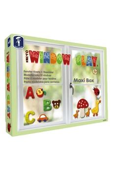 Autres jeux créatifs Feuchtmann Feuchtmann 628.0575 - maxi box - la pâte à modeler pour fenêtres