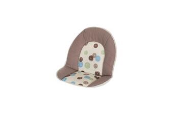 Chaise haute Geuther Coussin de chaise tissu matelassé theme pois