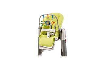 Chaise haute PEG PEREGO Kit tatamia - coloris vert