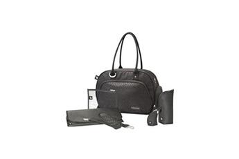 Sac à langer Babymoov Sac a langer trendy bag black