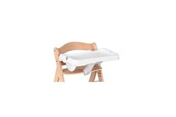 Chaise haute Hauck Plateau pour chaise haute alpha + - blanc