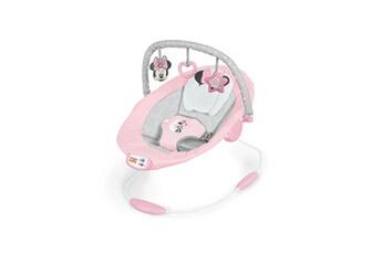 Transat bébé BRIGHT STARTS - transat vibrant minnie mouse rosy skies