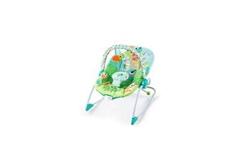 Transat bébé BRIGHT STARTS Transat évolutif playful parade - vert