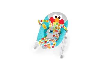 Transat bébé BRIGHT STARTS Transat bébé vibrant i spot elmo!