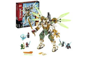 Jeux en famille Lego Lego titan de lloyd, ninjago robot ninja avec 6 figurines jeu pour enfant 9
