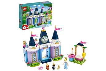 Jeux en famille Lego Lego? disney princesstm - la c?l?bration au ch?teau de cendrillon, jouet fille et gar?on 4 ans et plus, 168 pi?ces - 43178