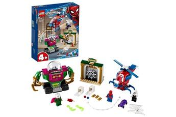 Jeux en famille Lego Lego? marvel spider-man 4 + tm - la menace de myst?rio, jouet marvel enfant 4 ans et plus, 163 pi?ces - 76149