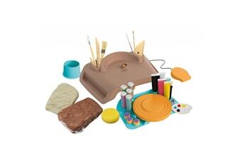 Pâte à modeler et bougie BUKI Proessional studio poterie