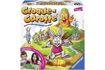 Jeux en famille Pas De Marque Ravensburger - croque carotte - jeu de societe pour enfants - de 2 à 4 joueurs - dès 4 ans - 22223 version française