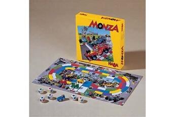 Jeux en famille HABA Haba monza - un jeu de société pour débutants en course automobile encourage la réflexion - 5 ans et plus (made in germany)