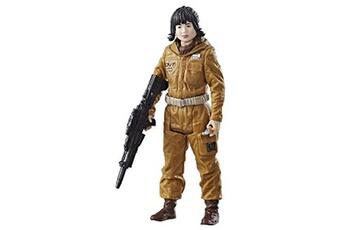 Figurines personnages Star Wars Hasbro - star wars : les derniers jedi - force link - resistance tech rose - figurine 9,5 cm