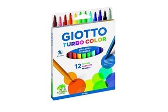 Peinture et dessin GIOTTO'S Giotto 0719 00 turbo color feutres, différents