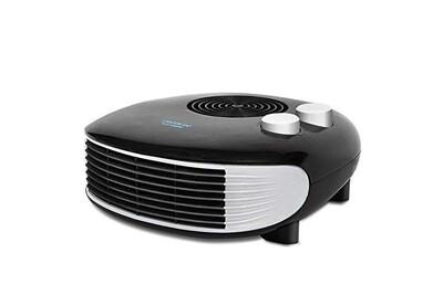 Chauffage soufflant Cecotec Ready Warm 9650 Horizon Force. Thermoventilateur horizontal 2000 W. 3 modes, anti-surchauffe, anti-gel, anti-bascule.