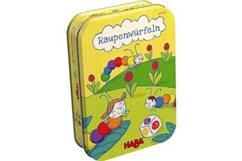 Jeux en famille HABA Haba jeu d'enfant dés chenille (du)