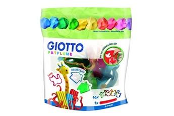 Pâte à modeler et bougie GIOTTO'S Giotto 6887 00 patplume emporte-pièces