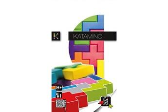 Jeux de cartes Gigamic Gigamic katamino pocket