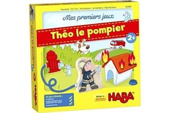 Jeux en famille HABA Haba le pompier de théo enfant (fr)