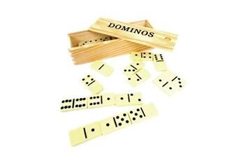 Jeux en famille Cofalu Cofalu kim'play jeu dominos boite bois