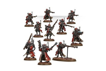 Jeux en famille Games Workshop Jeux atelier 99120116016 adeptus mechanicus skitarii figure