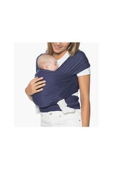Porte bébé ERGOBABY Ergobaby - echarpe de portage aura bleu indigo