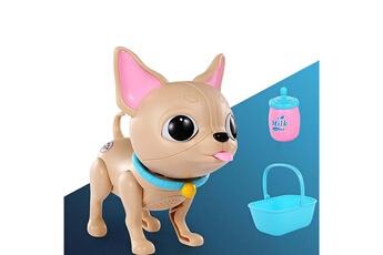 Jouets éducatifs GENERIQUE Smart feeding pet simulation electric machine dog toy for children(dog)