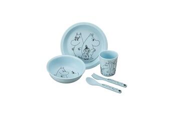 Vaisselle bébé Petit Jour Paris Coffret cadeau - 5 pièces vaisselle moomin