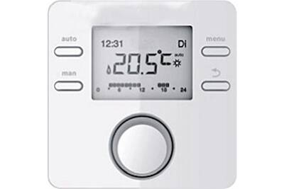 Accessoires chauffage central Bosch Régulation ss fil ce kcr 110rf - régulation ss fil ce kcr 110rf clé radio incluse