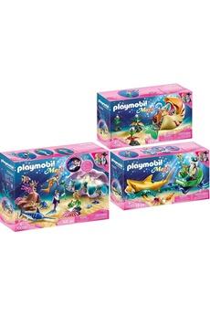Playmobil PLAYMOBIL Playmobil 70095-97-98 - magic - 70095+70097+70098
