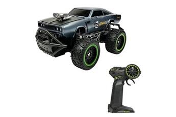 Véhicules radiocommandés Lean Toys Climber voiture télécommandée rc tout terrain pour enfant gris