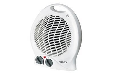 Convecteur Oceanic Oceanic chauffage soufflant ventilateur 2000 watts - 2 puissances - mobile
