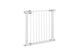 Barrière de sécurité bébé SAFETY 1ST Barriere de s?curit? easy close metal white