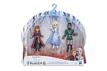 Poupées La Reine Des Neiges Figurines disney frozen la reine des neiges 2 elsa anna et mattias