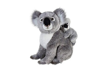 Peluches National Geographic National géographic - 770761 - famille koala