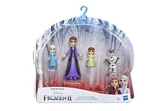 Poupées La Reine Des Neiges Set la famille disney la reine des neiges 2 avec 4 figurines