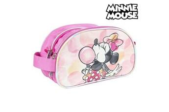 Trousse de toilette bébé Minnie Mouse Trousse d'écolier minnie mouse rose