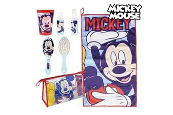 Trousse de toilette bébé Mickey Mouse Trousse d'écolier mickey mouse (6 pcs) multicouleur
